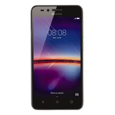 2degrees Huawei Y3 II Locked Black