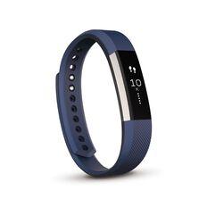 Fitbit Alta Blue Large