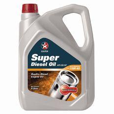 Caltex Super Diesel Engine Oil 15W-40 4L
