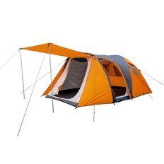 Necessities Brand Tent Orange 8 Person