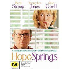 Hope Springs DVD 1Disc