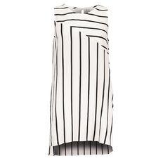 Maya Striped Longline Tunic