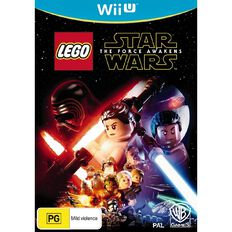 Nintendo Wii U LEGO Star Wars Force Awakens