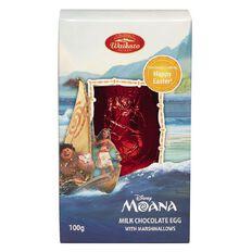 Moana Waikato Valley Chocolates Boxed #6 Egg with Marshmallows 100g