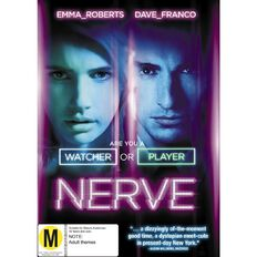 Nerve DVD 1Disc