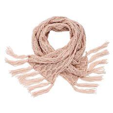 Debut Women's Chunky Knit Scarf