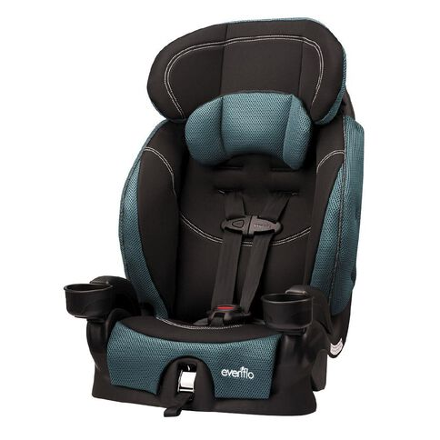 evenflo chase lx harnessed booster car seat jubilee the warehouse. Black Bedroom Furniture Sets. Home Design Ideas