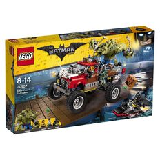 Batman LEGO Killer Croc Tail-Gator 70907