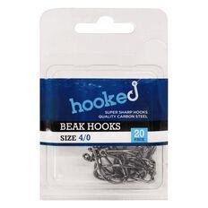 Hooked Beak Hook 4/0 20 Pack