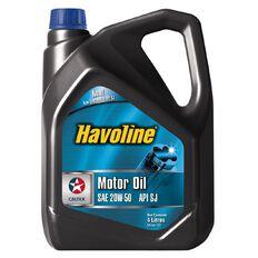 Caltex Havoline Formula (SJ) 20W-50 4L