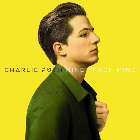 Nine Track Mind CD by Charlie Puth 1Disc