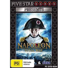 PC Games Total War Collection Napoleon