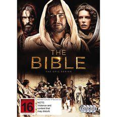 The Bible DVD 1Disc