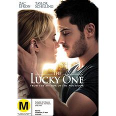 The Lucky One DVD 1Disc