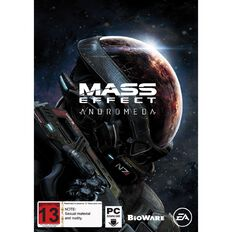 PC Games Mass Effect Andromeda
