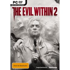 PC Games The Evil Within 2