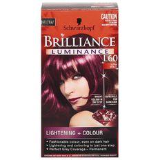 Schwarzkopf Brilliance Luminance Ultra Violet S-M