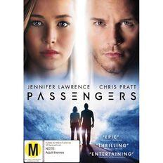Passengers DVD 1Disc