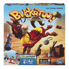 Buckaroo Board Game
