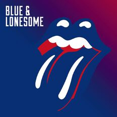Blue & Lonesome CD by The Rolling Stones 1Disc