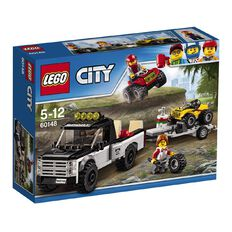 LEGO City ATV Race Team 60148