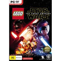 PC Games LEGO Star Wars Force Awakens