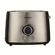 Kensington Toaster 2 Slice Stainless Steel Digital