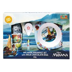 Moana Breakfast Set 60g