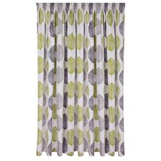 Living & Co Limited Edition Curtains Bali Lime Extra Large