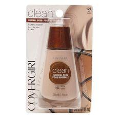 Covergirl Clean Liquid Makeup Ivory 505 30ml