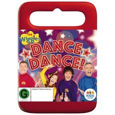 The Wiggles Dance Dance DVD 1Disc