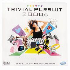 Trivial Pursuit 2000s Game