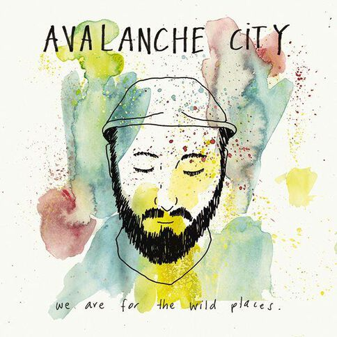 We Are For the Wild Places CD by Avalanche City 1Disc