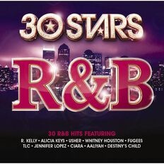 30 Stars R&B CD by Various Artists 2Disc