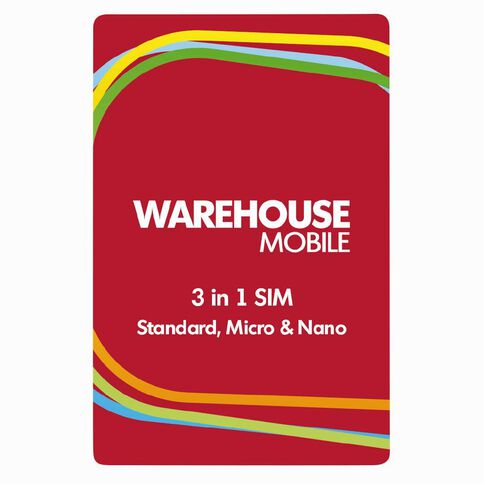 Warehouse Mobile Multi SIM
