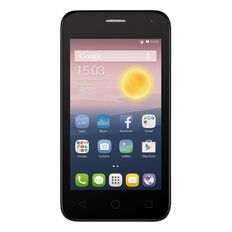 Warehouse Mobile Alcatel Pixi First Locked Bundle Grey
