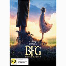 The BFG DVD 1Disc