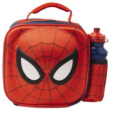 Spider-Man Marvel 3D Insulated Lunch Bag