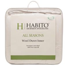 Habito Duvet Inner Wool