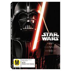 Star Wars Original Trilogy DVD 3Disc