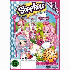 Shopkins DVD 1Disc