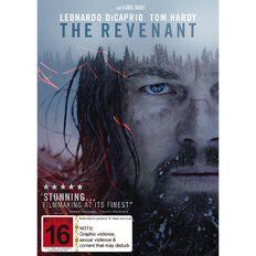 The Revenant DVD 1Disc