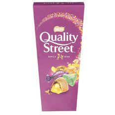 Nestle Quality Street Carton 265g