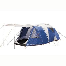 Kiwi Camping Kingfisher Extension Tent 6 Person Assorted