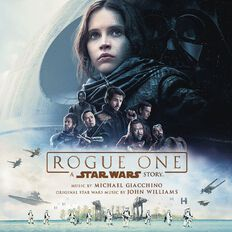 Rogue One a Star Wars Story CD by Original Soundtrack 1Disc
