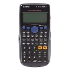 Casio Scientific Calculator FX82AUPLUSII