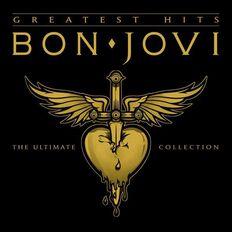 Greatest Hits CD by Bon Jovi 1Disc