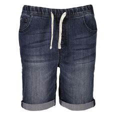Young Original Boys' Elasticated Waist Denim Shorts