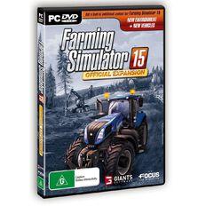 PC Games Farming Simulator 15 Expansion