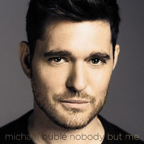 Nobody But Me CD by Michael Buble 1Disc